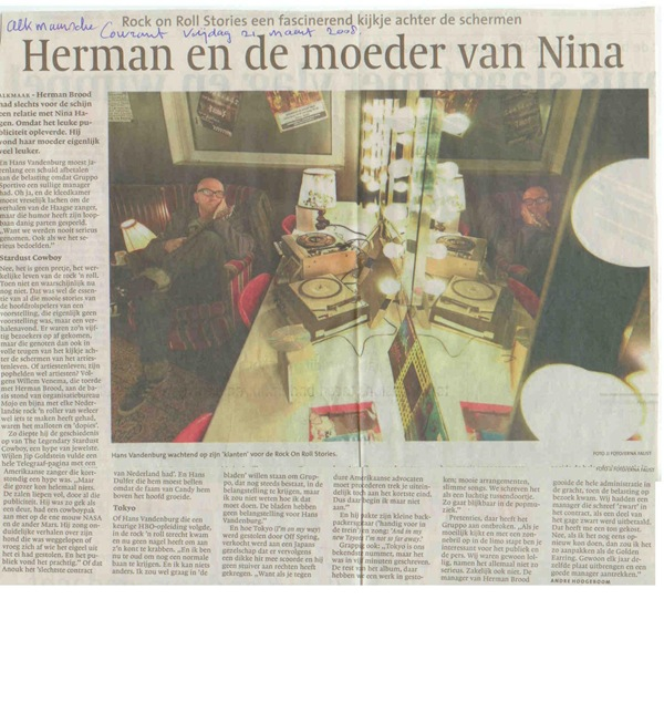 rock ON roll Alkmaar NH dagblad