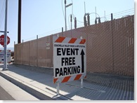 Event Free Parking