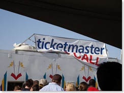 Ticketmaster belt je nog