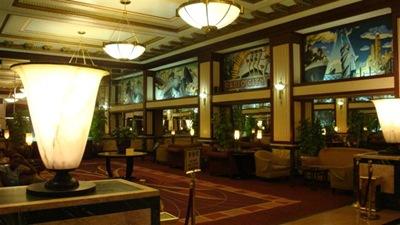 Interieur Edison Hotel NY