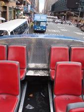 Bovendek Bus