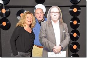 4-12-2014 40 jaar WV gastenboekfotos (1) Miranda  Hurkmans   Peter Verkennis (Bospop & De Bosuil te Weert)