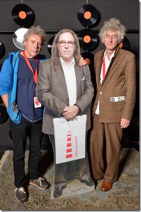 4-12-2014 40 jaar WV gastenboekfotos (22) Joost Carlier (Loc 7000) en Jan Dietvorst (Paradiso)
