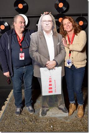 4-12-2014 40 jaar WV gastenboekfotos (24) Jan Verwey en Trudy Naarding van Telstar Hoes