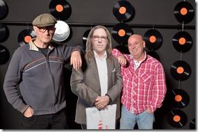 4-12-2014 40 jaar WV gastenboekfotos (6) Sjef Huurdeman en Ron Mellis
