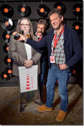 4-12-2014 40 jaar WV gastenboekfotos (74) Paul Stiekema (Joy) en Jack Smale