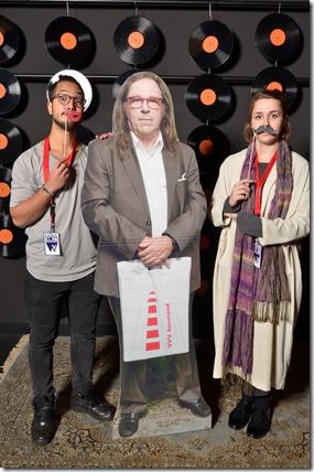 4-12-2014 40 jaar WV gastenboekfotos (77) Noufri Bachdim en Pluck Venema gaan binnenkort samenwonen