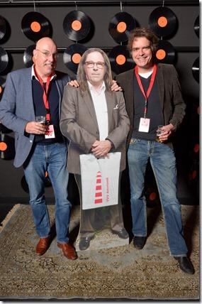 4-12-2014 40 jaar WV gastenboekfotos (95) Henk Schuit (CTS-Eventim) en