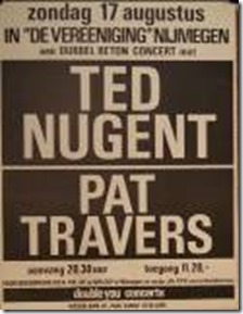 poster ted nugent