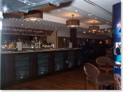 The Bar, waar zich eigenlijk alles afspeelt