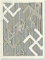 hakenkruis watermerk uit postzegelcatalogus