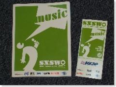 The Music Program en Het festival gidsje