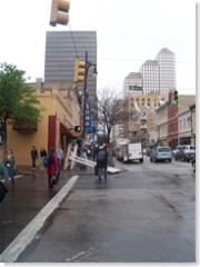 Voorbereidende werkzaamheden @6th Street