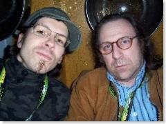 met Jeps (aka Donnie Darker) @the Beauty Bar