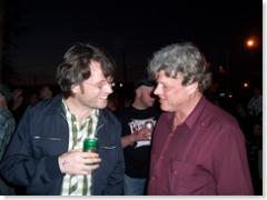 Ron & Jim Yanaway (ex-manager Legendary Stardust Cowboy)