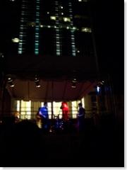 Novillerio @ The Lightbar (op het dak dan)